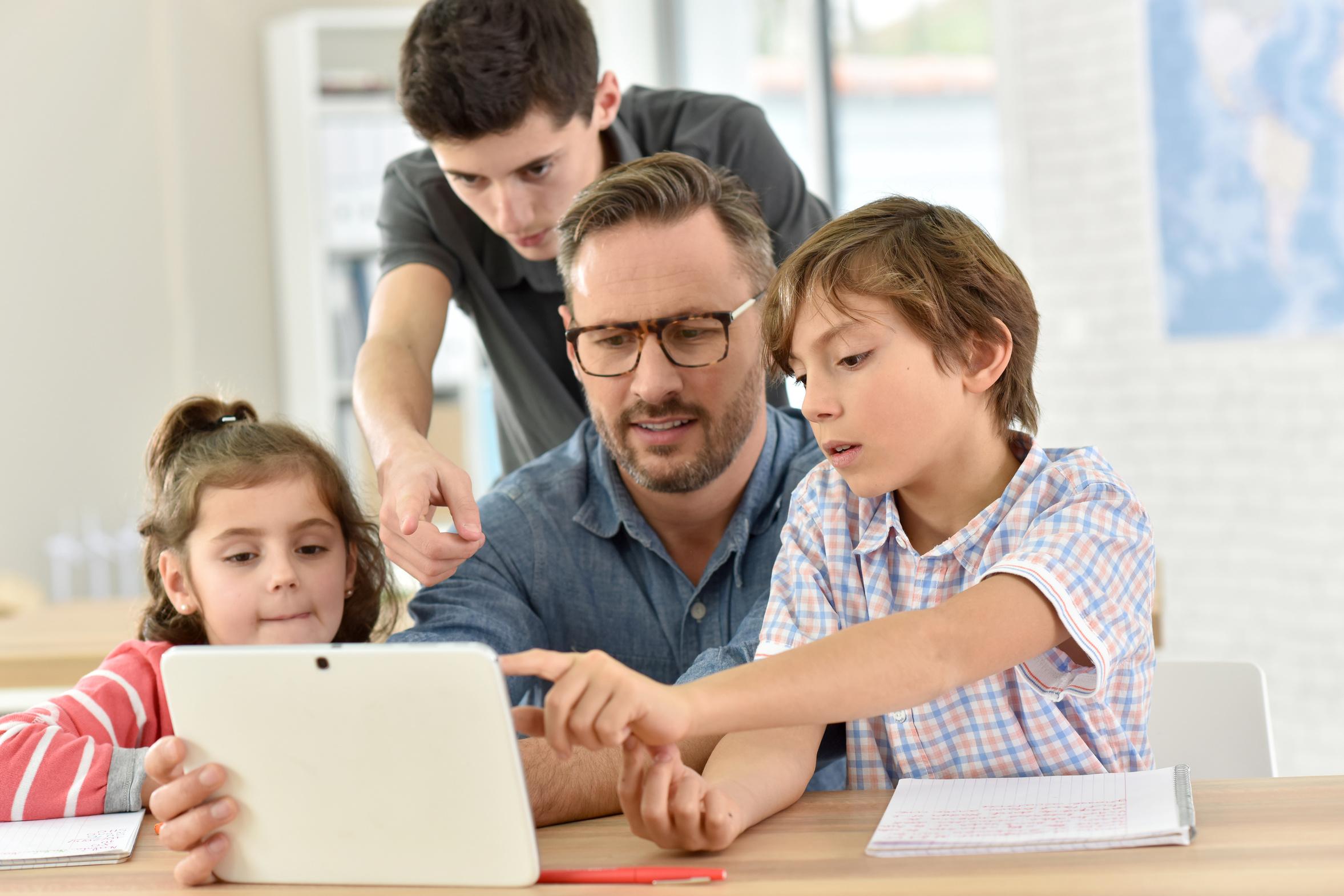 Herbstakademie 2017 - Medienbildung in der Schule Lernen mit digitalen Medien